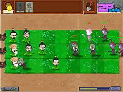 Three Kingdoms Defense War game