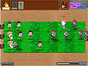 Three Kingdoms Defense War game