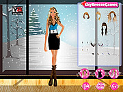 Winter Fashionista SkyBreezeGames game