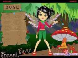 Mushroom Fairy game