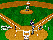 Tecmo Super Baseball(1994) game