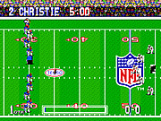 Tecmo Super Bowl game