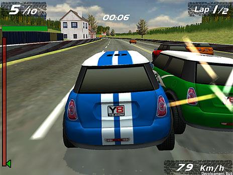 Street Rally 2015 game