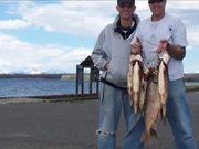 Watch free video Yellowstone National Park: Fishing in Yellowstone
