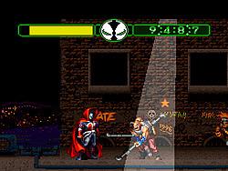 Spawn(1995) game