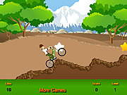 Ben 10  Bicycle game