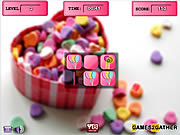 Candies Recall jeu