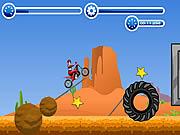Power Rangers Motocross game