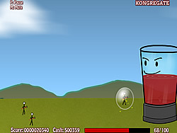 Stick Blender game