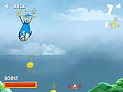 Juega al juego gratis Rayman - Slap Flap, and Go!