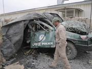 Watch free video Lucky bomb Escape leaves clues for Afghan police