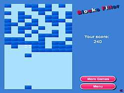 Blocks Filler game