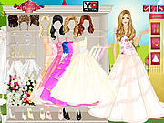 Glam Bride Dress Up game