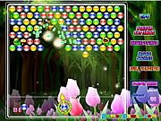 Juega al juego gratis Bubble Elements Earth