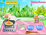 Couscous Cooking game