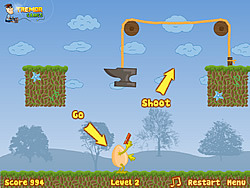 Tremor Hatch game