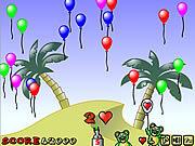 無料ゲームの21 Balloonsをプレイ