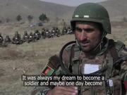 Mira dibujos animados gratis Training Afghan Army Officers