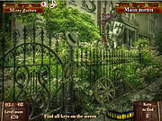 Lost in Castle game