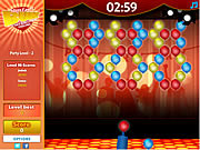 Juega al juego gratis Burst That Balloon Feeling