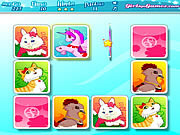 Match Cuties game