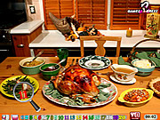 Turkey Food HN game