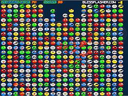 Smiley Popper game
