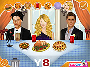 Thanksgiving Dinner With Justin And Selena game