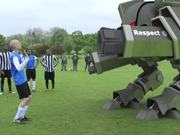 Watch free video The Football Association: Respect the Technology