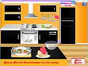 Thanksgiving Turkey Cooking Game game