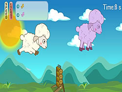 Running Sheep game