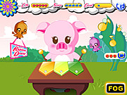 Musical Piggy game