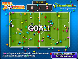 Real Soccer game