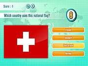 World Flags Quiz game