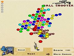 Ball Shooter game