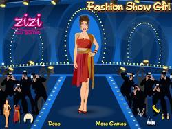 Fashion Show Girl game