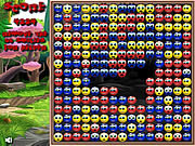 Smilie Clicker game