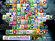 Internet Mahjong game