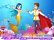 Juego Little Mermaid Sweet Love