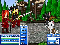 Epic Battle Fantasy 2 game