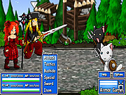 Juega al juego gratis Epic Battle Fantasy 2