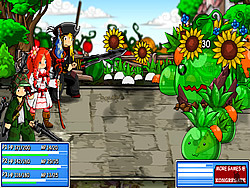 Epic Battle Fantasy 3 game