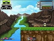 Ben 10 Power Jump Game game