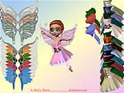 Little Fairy Dress Up game