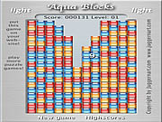 Aqua Blocks game