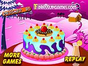 Birthday Cake Decor 2 game