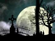 Watch free video Halloween Graveyard