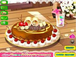 Sweet Chocolate Fruit Pie game