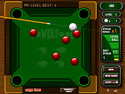 Powerpool game