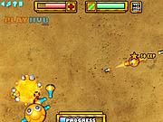 Juega al juego gratis Gunball 2 - Emperors Revenge